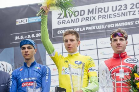 Best young rider of Tour de L'Venir 2018
